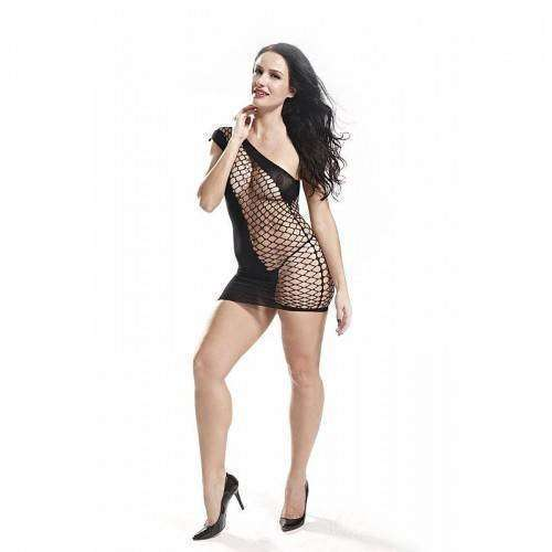 Vestido Rendado - Bodystocking - 3511