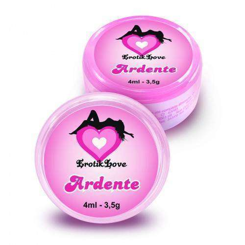 Pomada Excitante Ardente - 4ml/3,5g