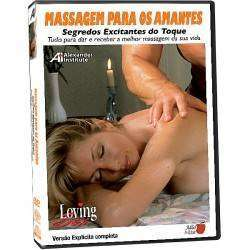 DVD Loving Sex- Massagem para os Amantes