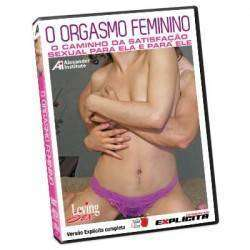 DVD Loving Sex - O Orgasmo Feminino