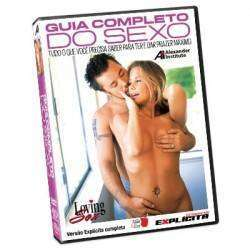 DVD Loving Sex - Guia Completo do Sexo