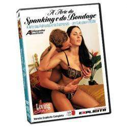 DVD Loving Sex - A Arte Do Spanking E Do Bondage