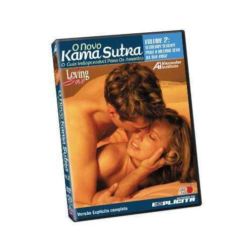 DVD Loving Sex - O Novo Kama Sutra Vol. 2