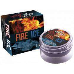 FIRE & ICE Creme - Esquenta, Esfria - Pote 4g - SOFT LOVE