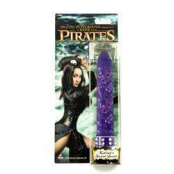PIRATE'S Katsuni's Ancient Secret Vibro Personal multi velocidades