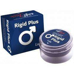 Pomada Rigid Plus Luby 4g - Excitante Masculino - Soft Love