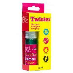 Twister Super excitante Jatos 15ml Soft Love