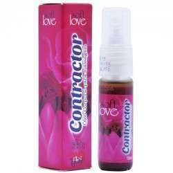 Adstringente Contractor Em Jatos 15ml - Soft Love