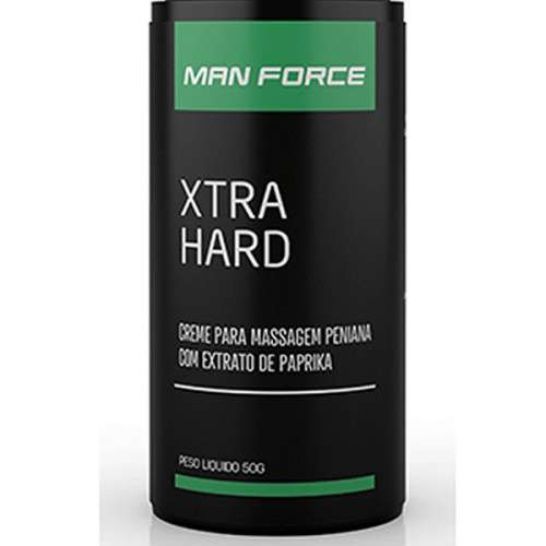Man FORCE - Xtra Hard - Prolongador de Ereção