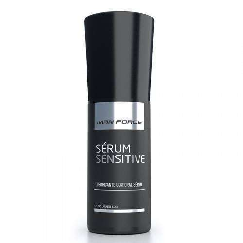 Sérum Sensitive - Man Force Prolongador de Ereção Siliconado